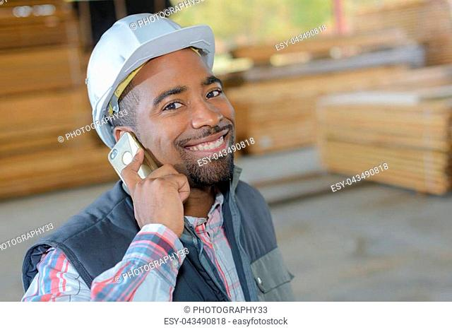 calling the boss