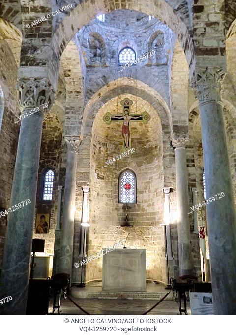PALERMO Chiesa di San Cataldo in Palermo, Sicily, Italy