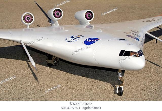X-48B Blended Wing Body