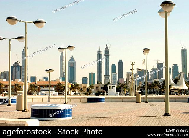 Modern Buildings, Dubai
