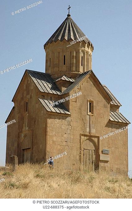 Areni, Armenia: Areni's monastery