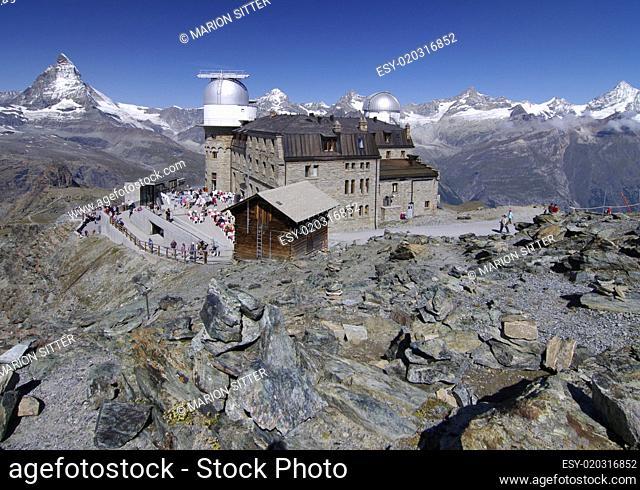 Zermatt - Matterhorn - Gornergrat