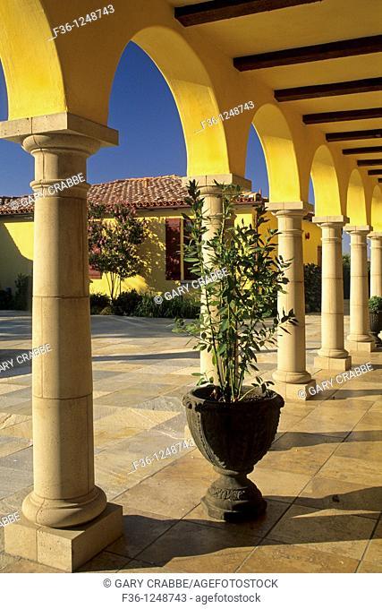 Villa Toscana, Martin & Weyrich Paso Robles, San Luis Obispo County, California