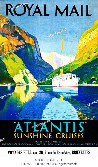 Royal Mail Atlantis
