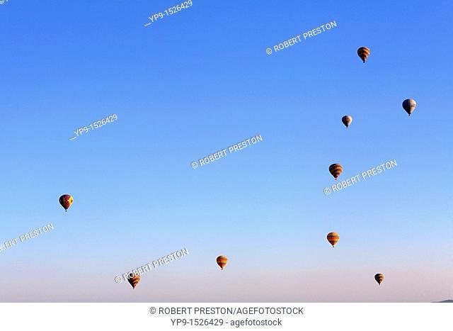 Turkey - Cappadocia - hot air balloons