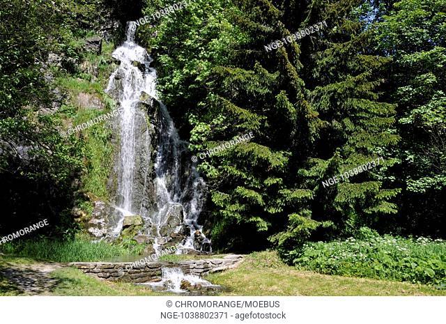 Waterfall Königshütte
