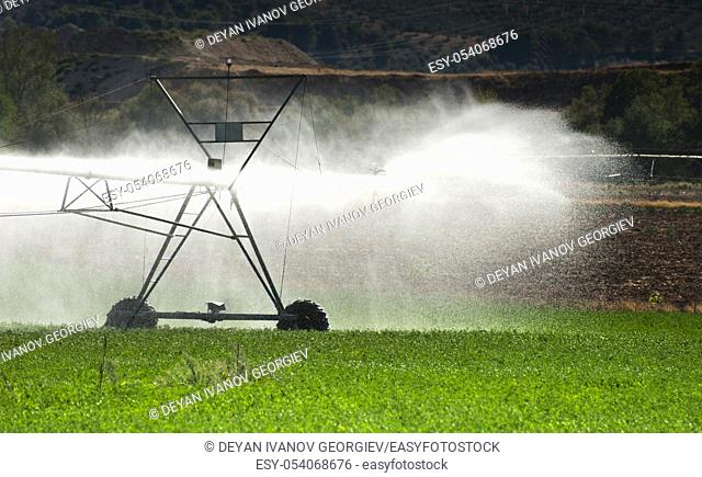 Irrigation Systems in Agriculture