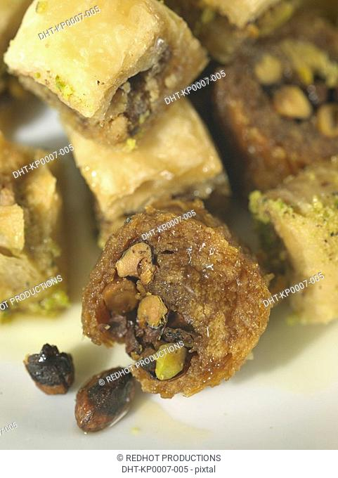 Food - Pastries, Baklawa