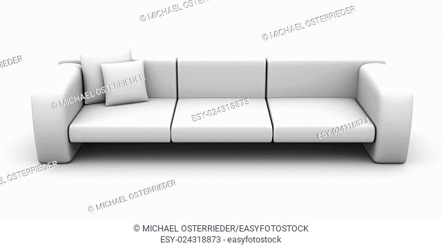 3D rendered Illustration. Isolated on white