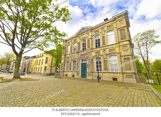 Koningin Wilhelmina Paviljoen, KMA Royal Military Academy, Breda, Noord-Brabant Province, Holland, Netherlands, Europe