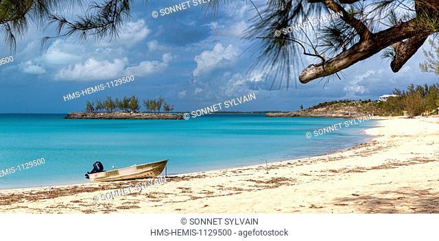 Bahamas, Eleuthera Island, Gaulding Cay