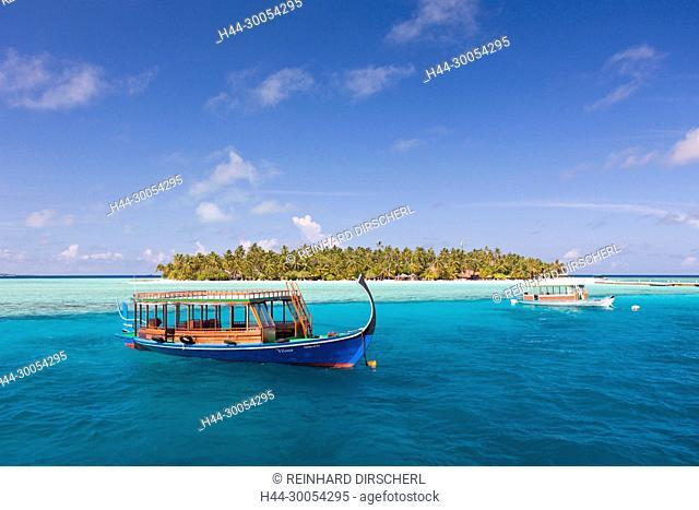 Alimatha Island, Felidhu Atoll, Maldives