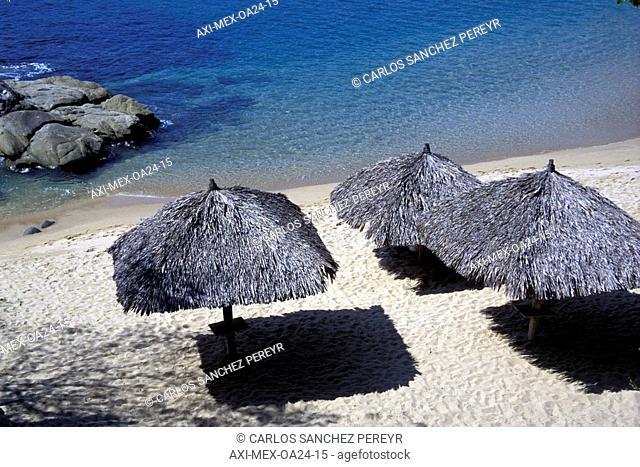 Beach in Huatulco