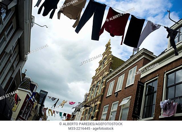 Leeuwarden, Friesland province (Fryslan), Netherlands