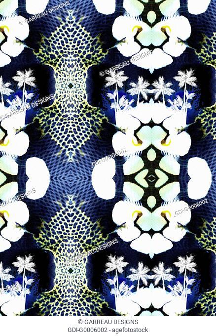Repeating mirrored design
