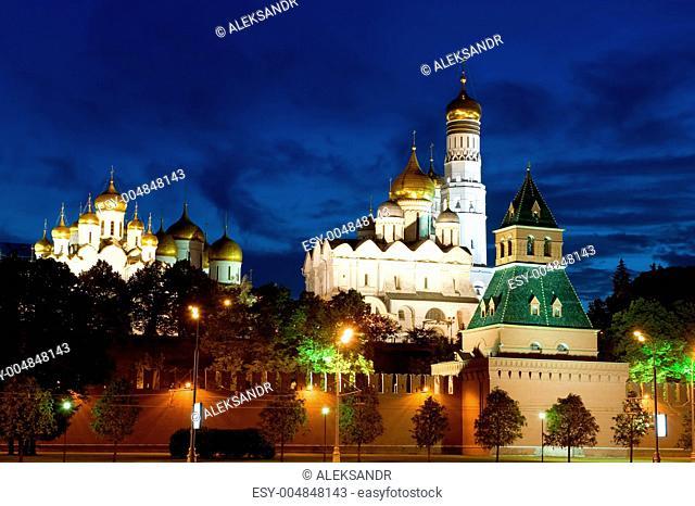 Kremlin close up