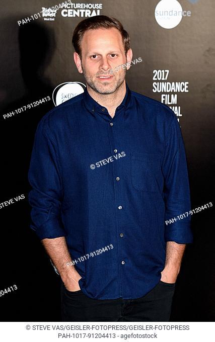 Matt Ruskin beim Opening-Photocall zum Sundance Film Festival: London 2017 in der Picturehouse Central. London, 01.06.2017 |/picture alliance