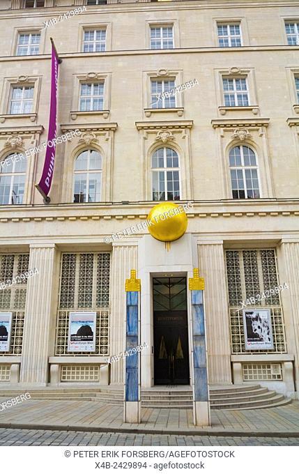 BA-CA KUNSTFORUM, Bank of Austria Art Forum, Freyung, Altstadt, old town, Vienna, Austria