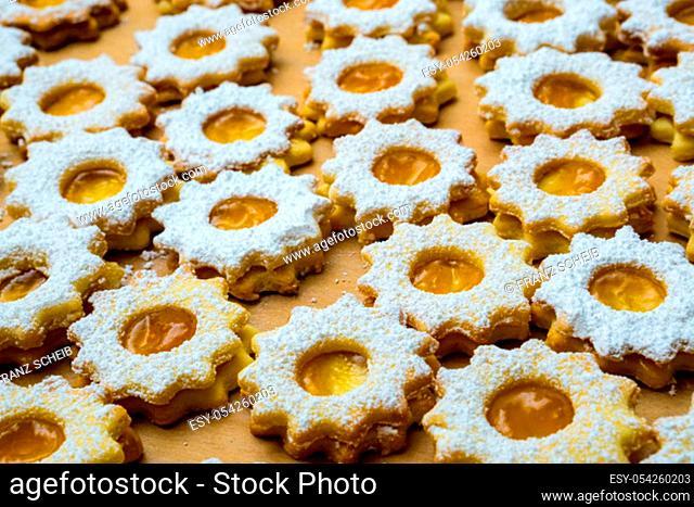 Mozart Cookies