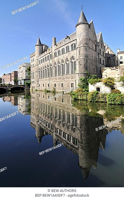 The Castle of Gerald the Devil in Ghent