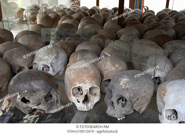 cambodia killing fields national memorial phnom