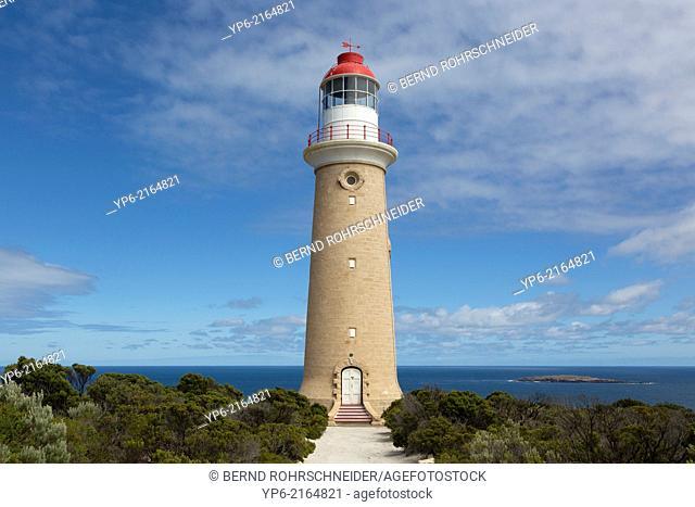 lighthouse at Cape du Couedic, Kangaroo Island, South Australia, Australia
