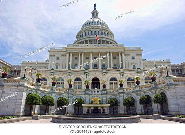 US Capitol building. Washington, DC