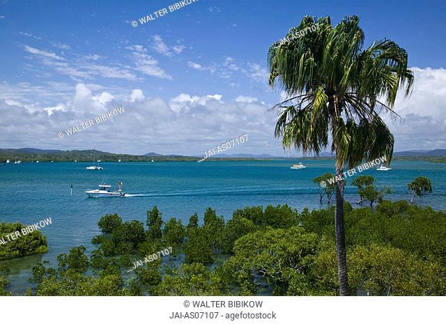 Australia, Queensland, Capricorn Coast, Town of 1770, Bustard Bay