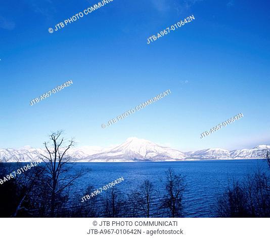 Lake Shikotsu, Hokkaido, Japan