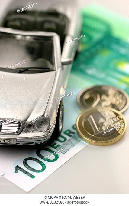 car and Euros