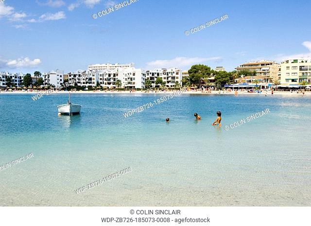 Mallorca, Port de Alcudia, beach