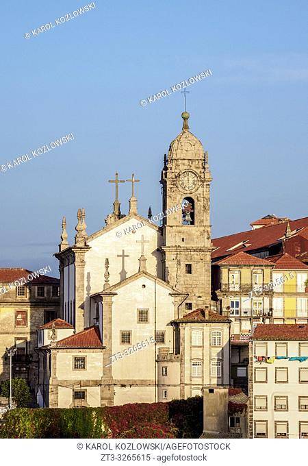 Nossa Senhora da Vitoria Church, Porto, Portugal