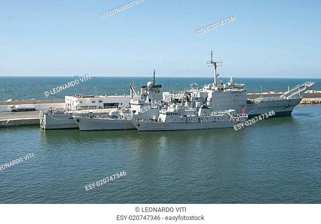 casablanca harbour