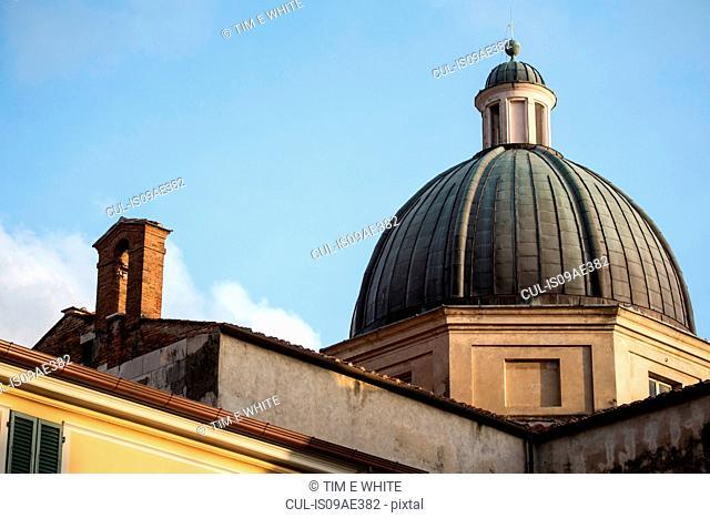 Domed building, Pietrasanta, Tuscany, Italy