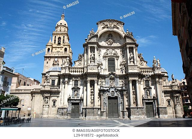 Cathedral, Murcia, Spain