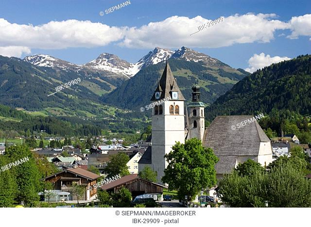 Kitzbühel - Kitzbuehel Tyrol Austria