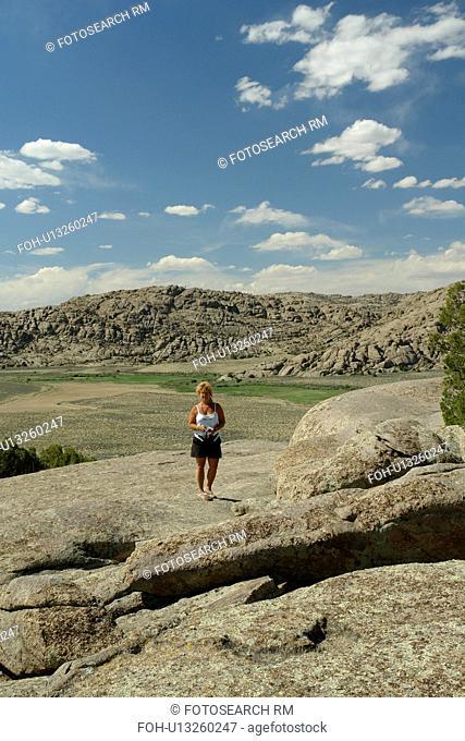 Split Rock, WY, Wyoming, Route 287, Oregon Trail, Pony Express