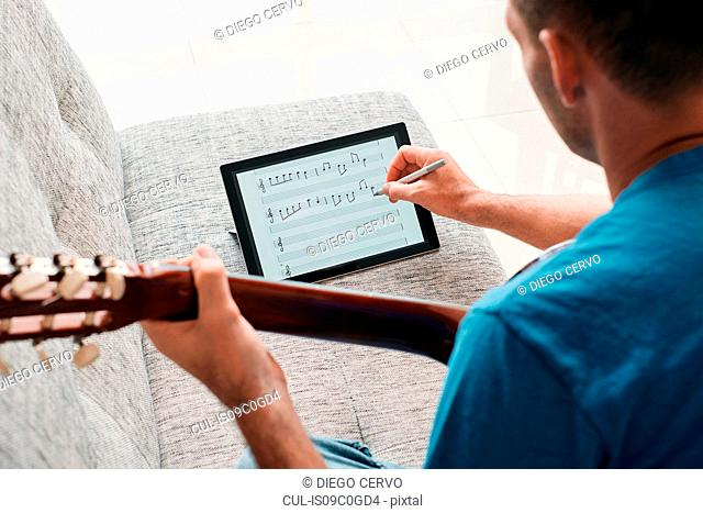 Notes musical instrument Stock Photos and Images | age fotostock