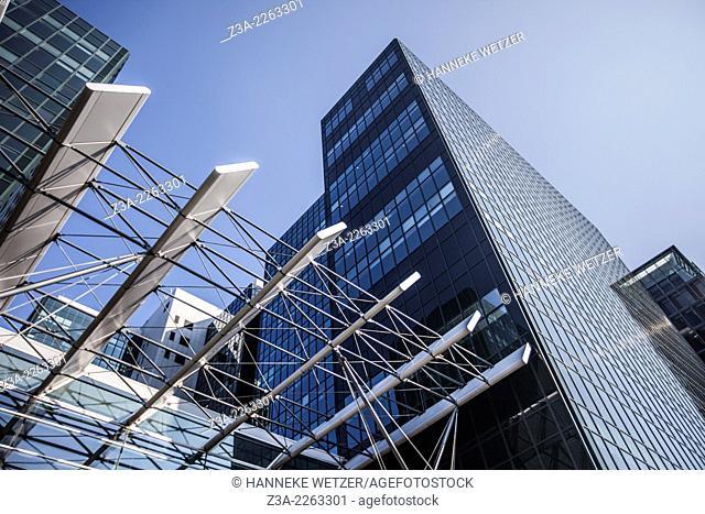WTC, Zuidas, Amsterdam, the Netherlands