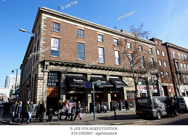the northern whig house and pub Belfast Northern Ireland uk