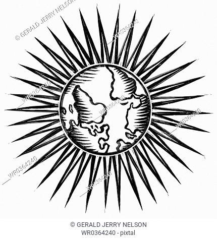 shining earth