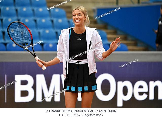 Tennis Bmw Open 2019 4 25 2019 Newsworthy Images At Age Fotostock