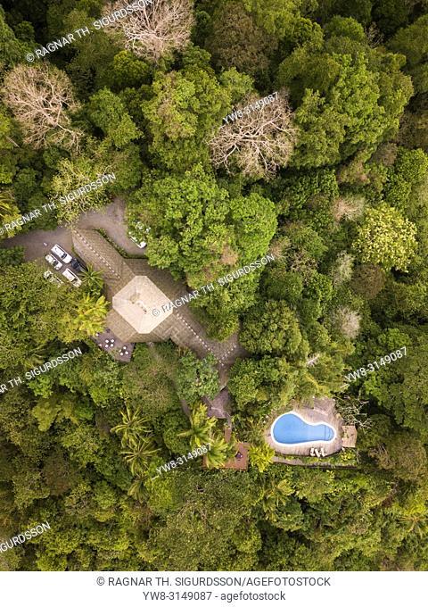 Guesthouse, Tortuguero National Park, Costa Rica