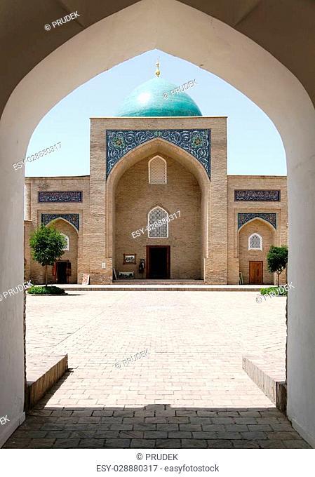 Hazrati Imam complex - religious center of Tashkent - Uzbekistan
