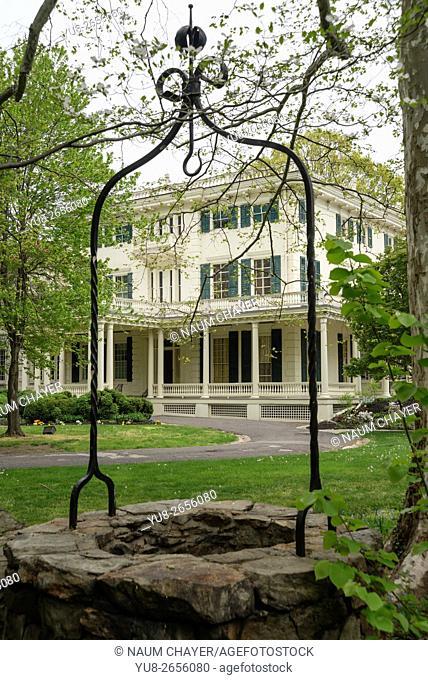 Glen Foerd on the Delaware, historic mansion and estate, Philadelphia, Pennsylvania, USA