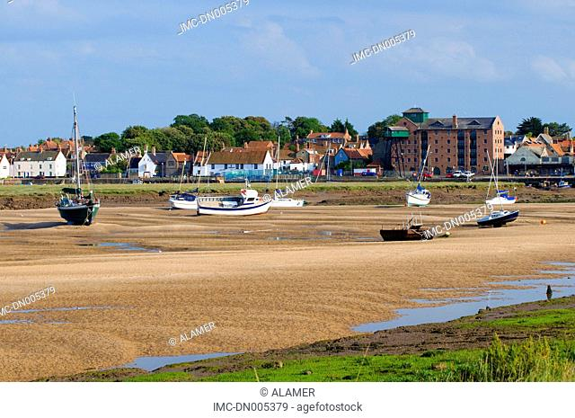 England, Norfolk, Wells-next-the-Sea