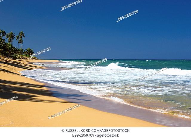PLAYA PINONES BEACH LOIZA PUERTO RICO