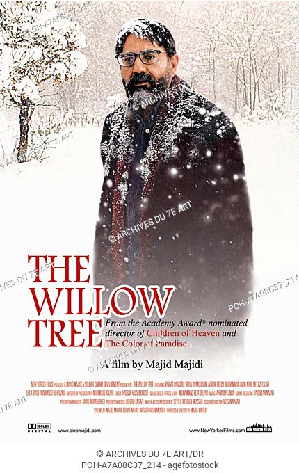 The Willow Tree Beed-e majnoon Year: 2005 - Iran Affiche / Poster Parviz  Parastui Director: Majid..., Stock Photo, Picture And Rights Managed Image.  Pic. POH-A7A08C37_214 | agefotostock