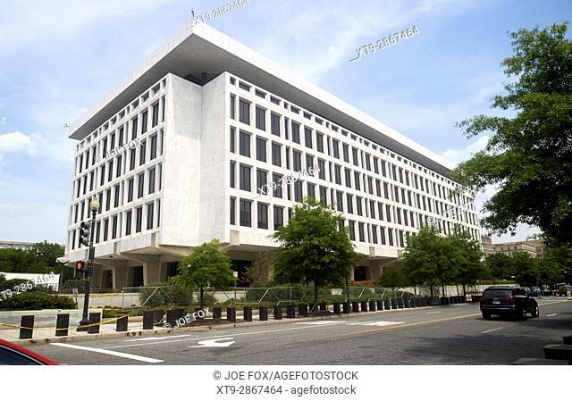 federal reserve board martin building Washington DC USA