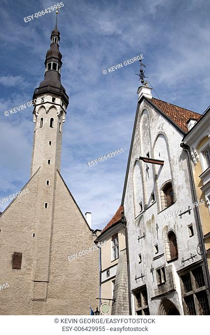 City Hall, Tallinn, Estonia